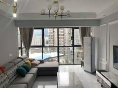 (南外)金鼎国际3室2厅1卫1300元/月85m²精装修出租