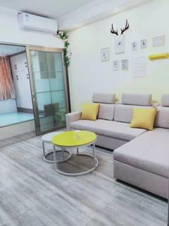 (西外)仁和春天国际1室1厅1卫1400元/月45m²出租