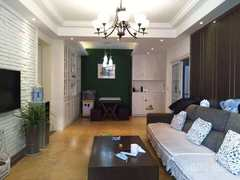 (南外)上观南城3室2厅1卫81万96m²豪华装修出售