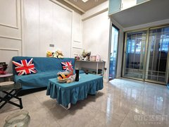 (西外)熙城中心1室1厅1卫1350元/月35m²出租