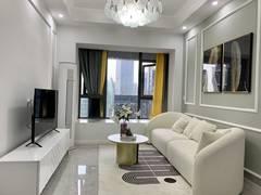 (西外)罗马郦城3室2厅2卫1800元/月110m²豪华装修出租