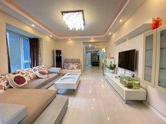 (西外)时尚家苑3室2厅2卫2000元/月110m²豪华装修出租