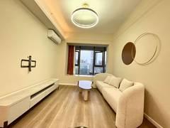 (西外)旺角城2室2厅1卫1200元/月78m²豪华装修出租