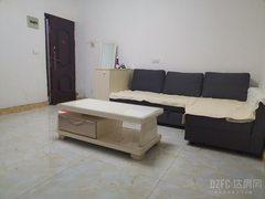 (城区)洲河花园2室1厅1卫1000元/月75m²简单装修出租