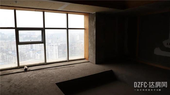 达城老车坝这栋烂尾近20年的大楼,最新消息来了!