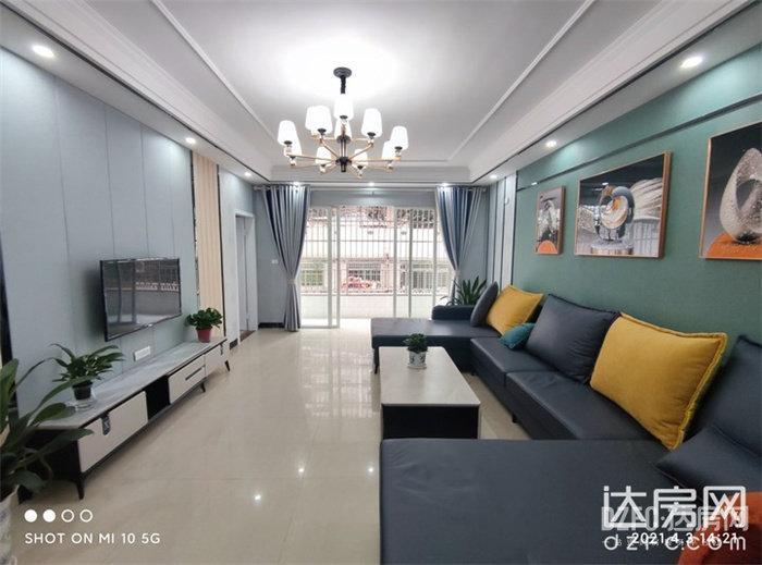 【达房精选二手房】达城精装三居室,你会选哪个区域?