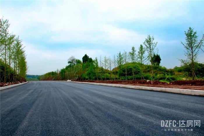 好消息!达州金垭机场和机场大道最新进展,有望6月底校飞!