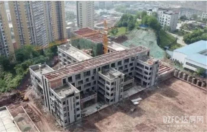 杨柳公园、临江公园、河龙公园······达川区这些在建项目最新进展来了!