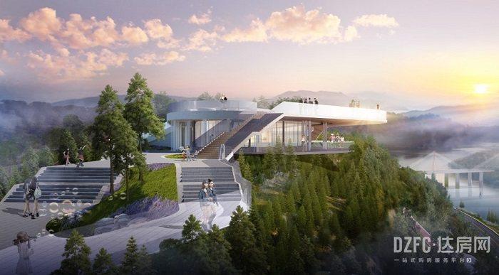 达州 达房网 城市建设 住在达州 公园 临江公园 翠屏山 达川区