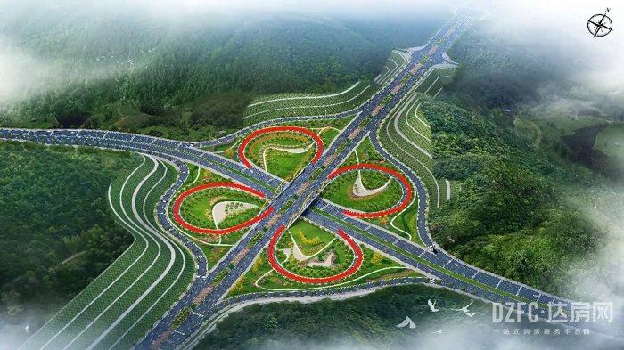 达州 达房网 楼市 城建 动态 住在达州 交通 规划