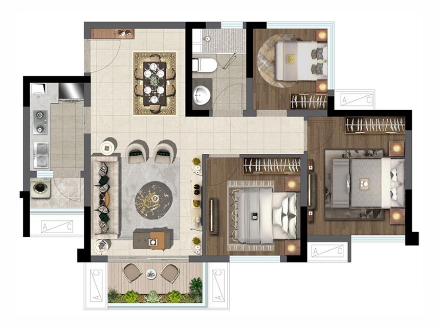 达州买房 达州新房 达州小户型 达州新房价格 达州主城新房